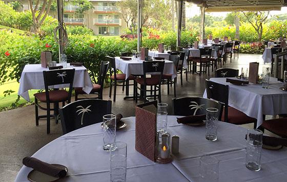 Kauai Restaurants On Kapaa S Royal Coconut Coast