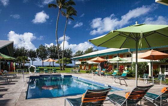 Accommodations along Kauai\'s East Side