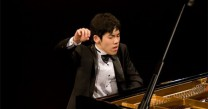 Haochen Zhang, pianist from Shanghai, China
