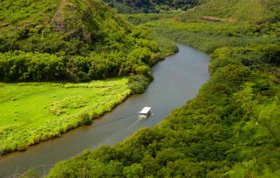 Kauai Boat Tour