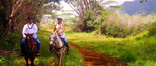 Kauai Horseback Tours