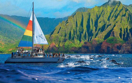 Blue Dolphin Kauai Charters