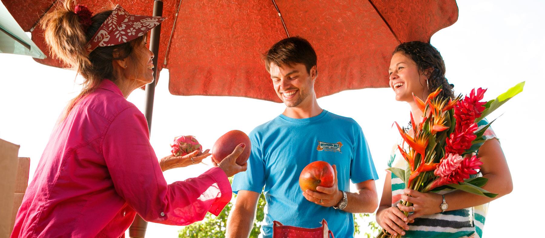 Kapaa Kauai Farmers Markets