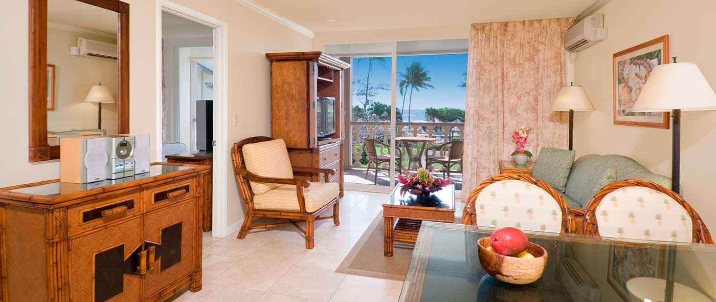 Places to Stay on Kauai