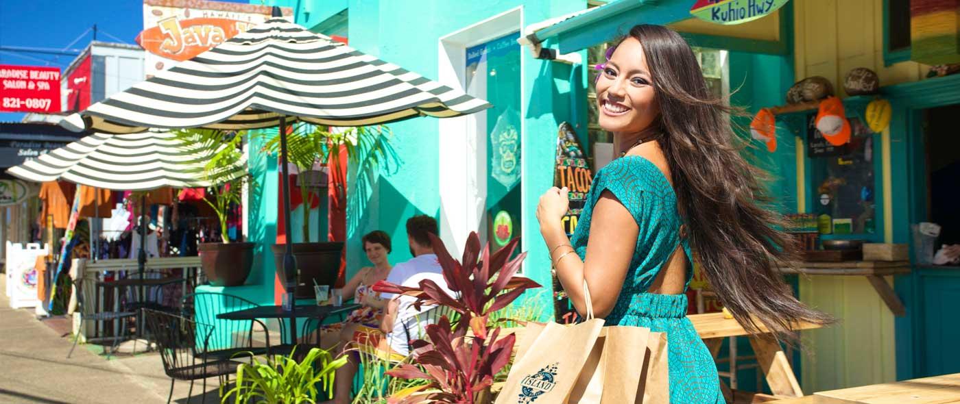Shopping On Kauai S Royal Coconut Coast